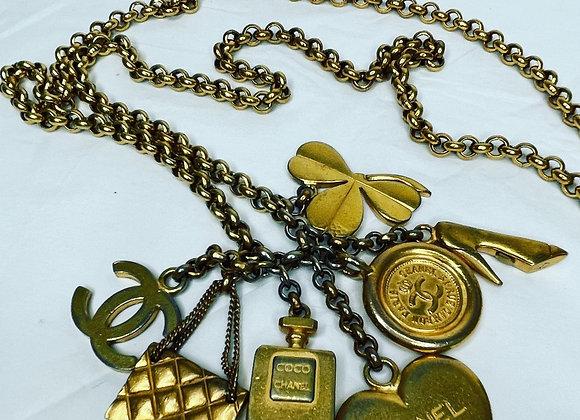 Designer Charm Necklace