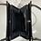 Thumbnail: Black leather multi section purse