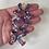 Thumbnail: Hand made resin earrings