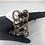 Thumbnail: Schiaparelli blue cabuchon 3PC set