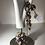 Thumbnail: Florenza 2 pc purple set