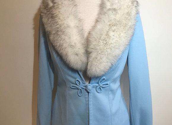 Alfred Werber Blue fur Jacket