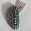 Thumbnail: Blue AB crystal pin