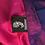 Thumbnail: Wedding sari magenta wrap skirt