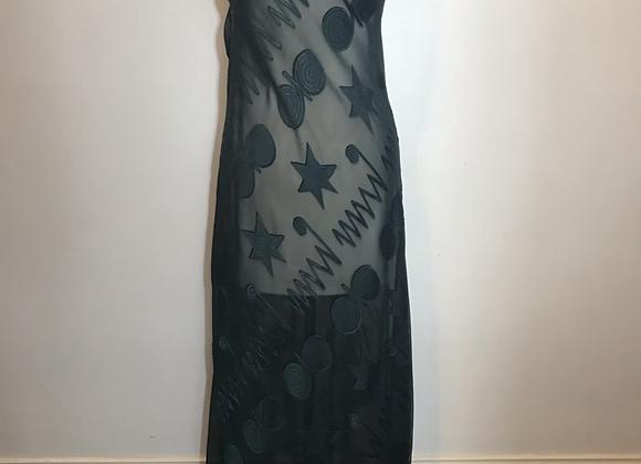 Victoria's Secret green long dress