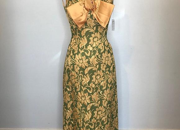 1960s Pam Hayhurst brocade dress