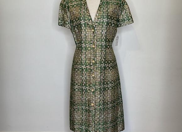 Elinor Simmons tapestry dress