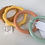 Thumbnail: Assorted Bakelite bangles