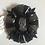 Thumbnail: DeLuxe black glass pin