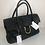 Thumbnail: Carol Miller black large purse