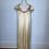 Thumbnail: Yellow silk  negligee