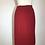 Thumbnail: Designer red Boucle skirt