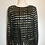 Thumbnail: Frankie Welch black/gold blouse