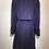 Thumbnail: Blue/purple rain trench coat
