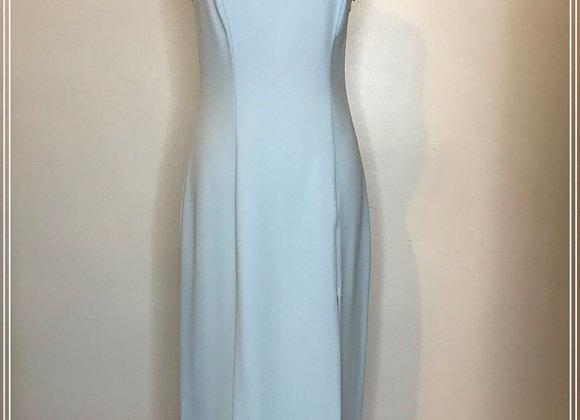 Farianna gown blue dress