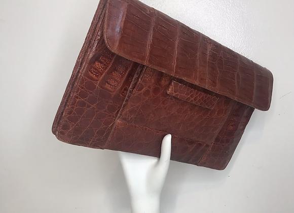 Brown envelope purse