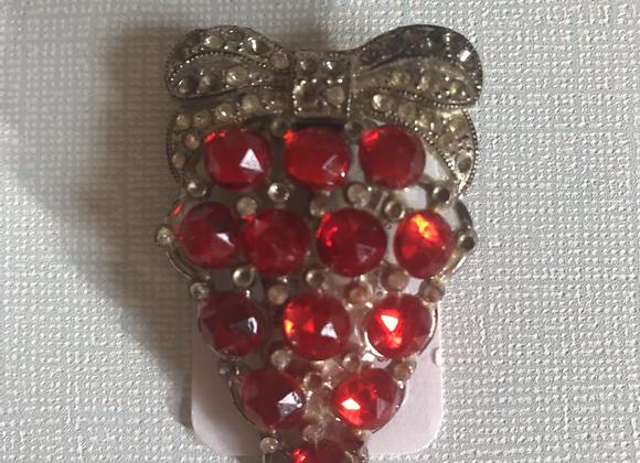 1930's dress clip