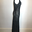Thumbnail: Daniel Hechter Black lace long dress