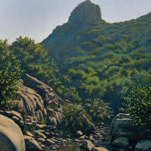 Gorges de Spelunca, Evisa, Corsica