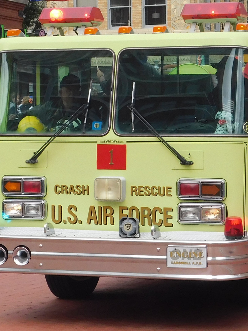 Air Force Emergency Services