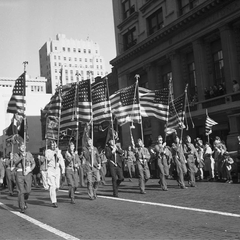 1943 Armistice Parade