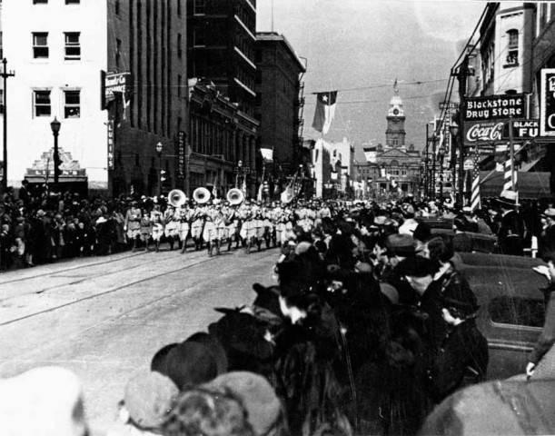 1936 Armistice Parade