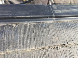 屋根塗装後のスレート屋根