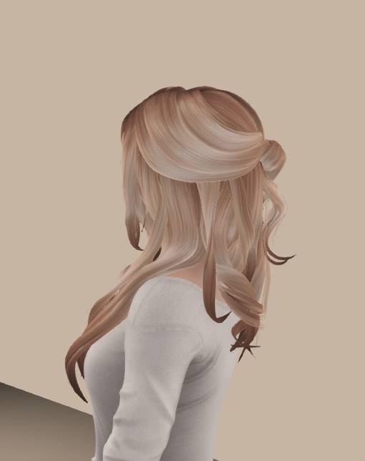 WIP - Hair Rigged
