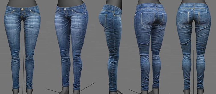 WIP - Jeans