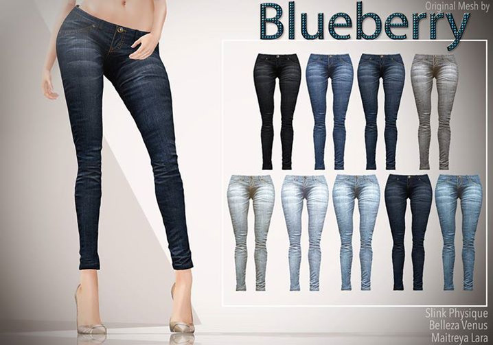 Release - Jeans