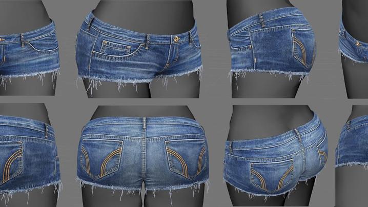 WIP - Shorts 2