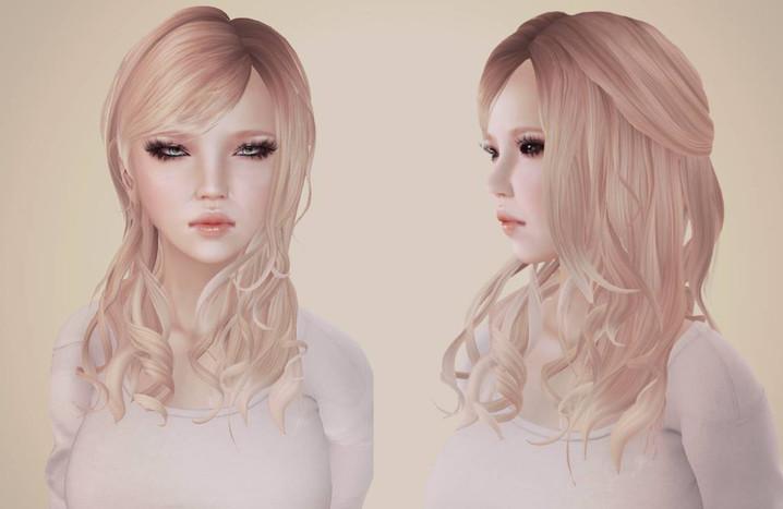 WIP - Hair Short Version