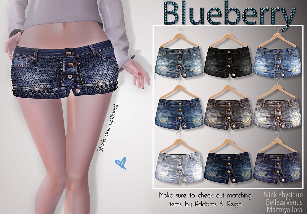 Blueberry Studded Denim Skirts.jpg
