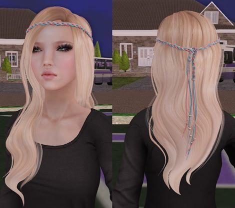 WIP - Hair w/ Beads 2