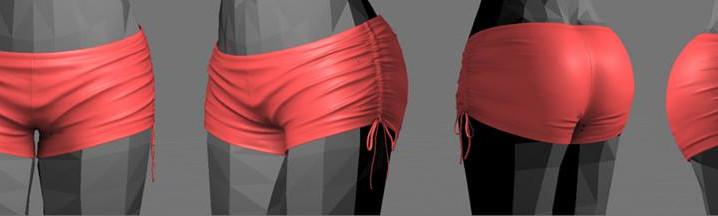WIP - Shorts
