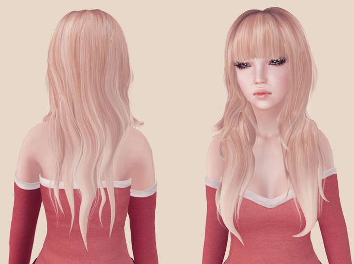WIP - Hair Update