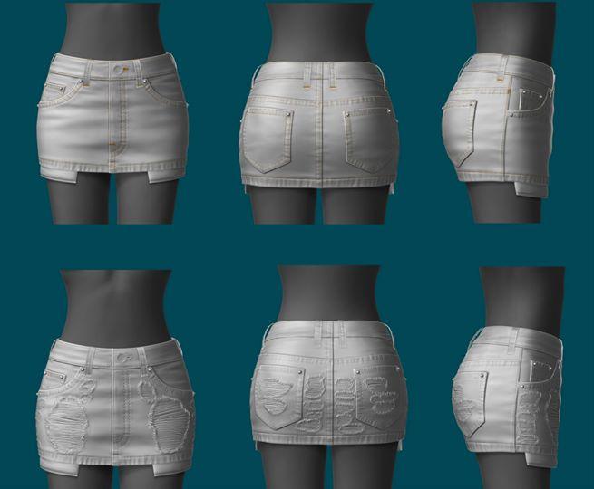 WIP - Skirt