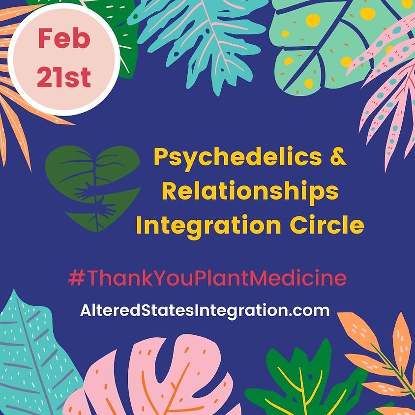 #ThankYouPlantMedicine Integration Circle