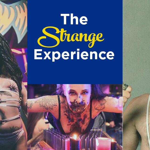 Borat & The Creepy SideShow Act