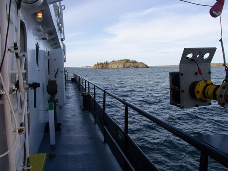 NWT youth board research vessel for week-long expedition