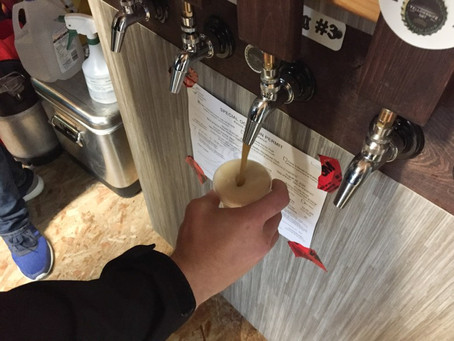 In memory of Andrew Debogorski, YK homebrewers hold contest