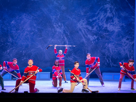 """""""The Hockey Sweater"""" at the NAC is a musical romp jam-packed with nostalgia"""