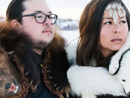 Quantum Tangle: from Yellowknife to the Junos to the Calgary Folk Fest