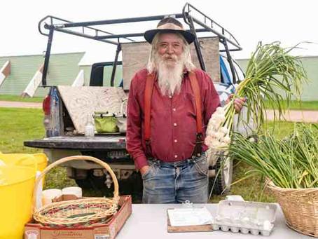 Desnedé Farmers' Market in Fort Smith begins Saturday