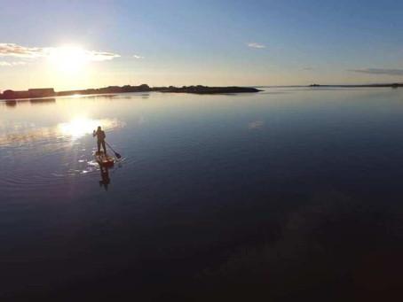 Canoe and kayak rentals come to Tuktoyaktuk