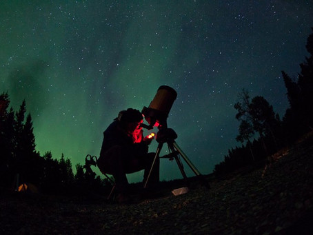 'What's really out there?' Dark Sky Festival seeks to explore the unknown