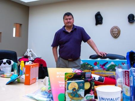 Inuvialuit Regional Corporation sends activity kits to youth