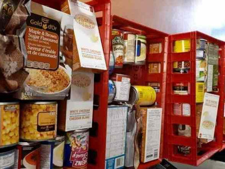 'People are really hurting.' YK's food bank seeing new clients