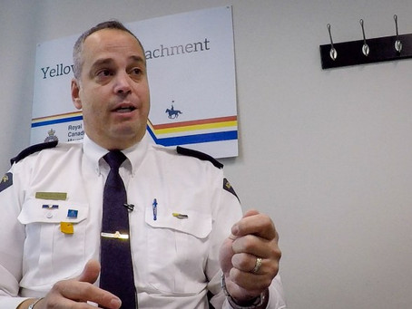 'Time to listen' for RCMP in the North, says outgoing boss