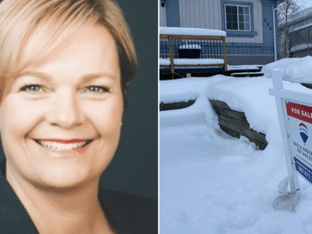Coping with the pandemic as a Yellowknife realtor